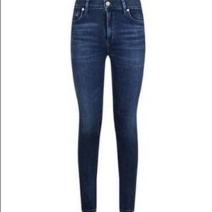 CITIZENS OF HUMANITY Rocket High Rise Jeans 24